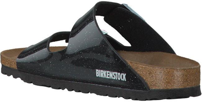 Zwarte BIRKENSTOCK PAPILLIO Slippers ARIZONA DAMES  - large