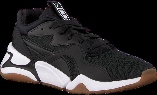 Zwarte PUMA Sneakers NOVA 90'S BLOC  - large
