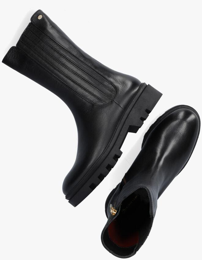 Zwarte FRED DE LA BRETONIERE Chelsea boots 182010107  - larger