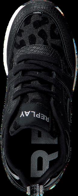 Zwarte REPLAY Sneakers YORI  - large
