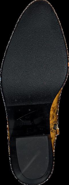 Gele TORAL Enkellaarsjes 11123  - large