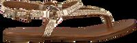 Gouden NOTRE-V Sandalen 443011  - medium