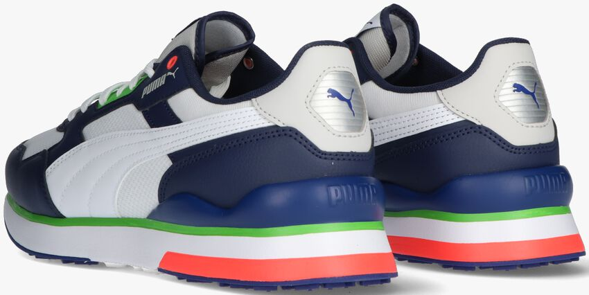 Blauwe PUMA Lage sneakers R78 FUTR - larger