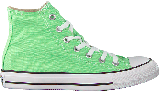 Groene CONVERSE Sneakers CHUCK TAYLOR ALL STAR HI DAMES  - large