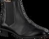 Zwarte UNISA Chelsea boots BELKI - small
