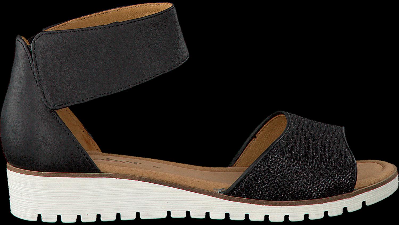 Zwarte GABOR Sandalen 571
