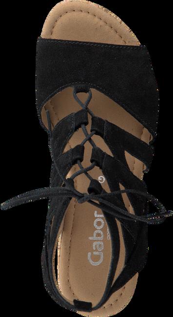 Zwarte GABOR Sandalen 875  - large
