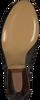 Gouden ROBERTO D'ANGELO Pumps GENOVA  - small