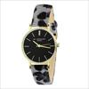 Grijze MY JEWELLERY Horloge LEOPARD WATCH - small