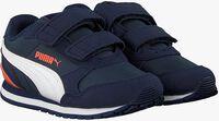 Blauwe PUMA Lage sneakers ST RUNNER V2 NL JR  - medium