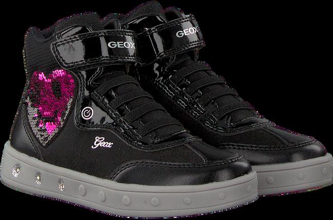 Zwarte GEOX Sneakers J948WB  - large