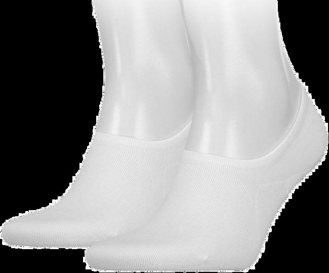 Witte TOMMY HILFIGER Sokken TH MEN FOOTIE - large
