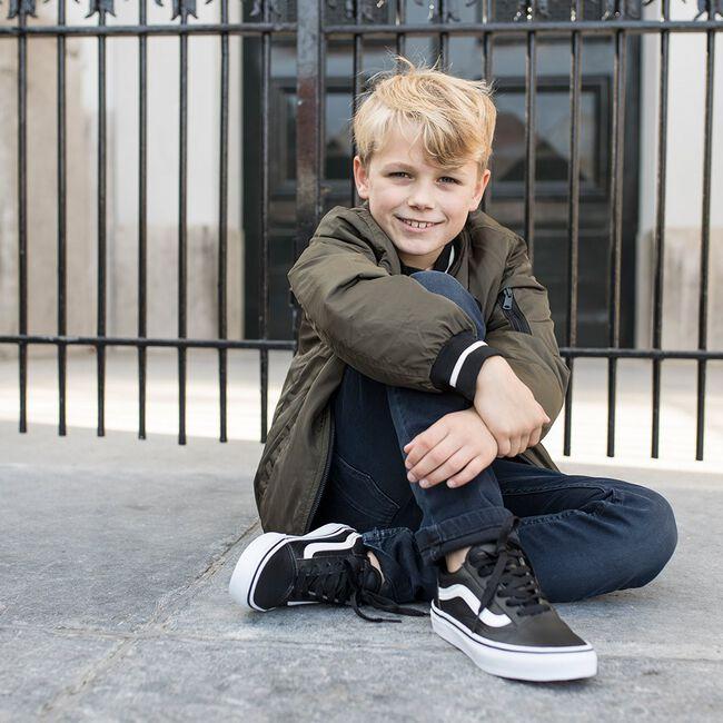 Zwarte VANS Sneakers OLD SKOOL KIDS  - large