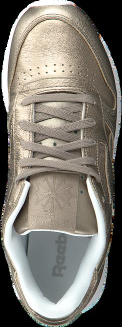 Gouden REEBOK Sneakers CL LEATHER WMN - large