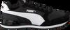 Zwarte PUMA Sneakers ST RUNNER V2 NL JR - small