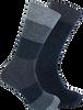 Blauwe MARCMARCS Sokken FERRY COTTON 2-PACK  - small