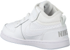 Witte NIKE Sneakers COURT BOROUGH MID (KIDS)  - small