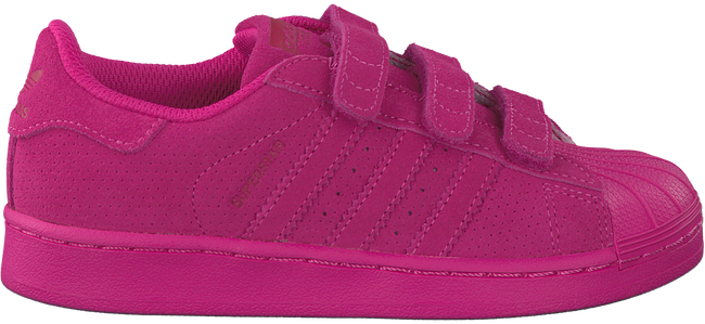 Roze ADIDAS Sneakers SUPERSTAR CF  - large