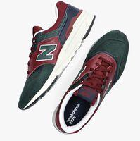 Rode NEW BALANCE Lage sneakers CM997  - medium