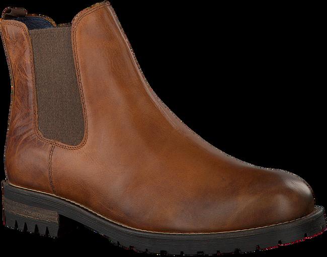Cognac OMODA Chelsea boots 80076  - large