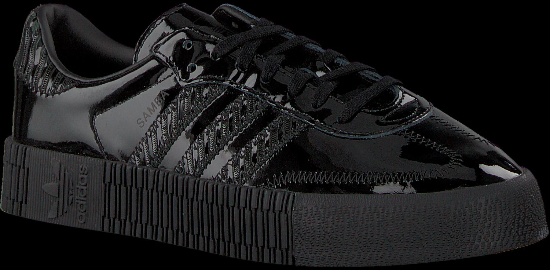 Zwarte ADIDAS Sneakers SAMBAROSE WMN | Omoda