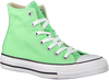 Groene CONVERSE Sneakers CHUCK TAYLOR ALL STAR HI DAMES  - small