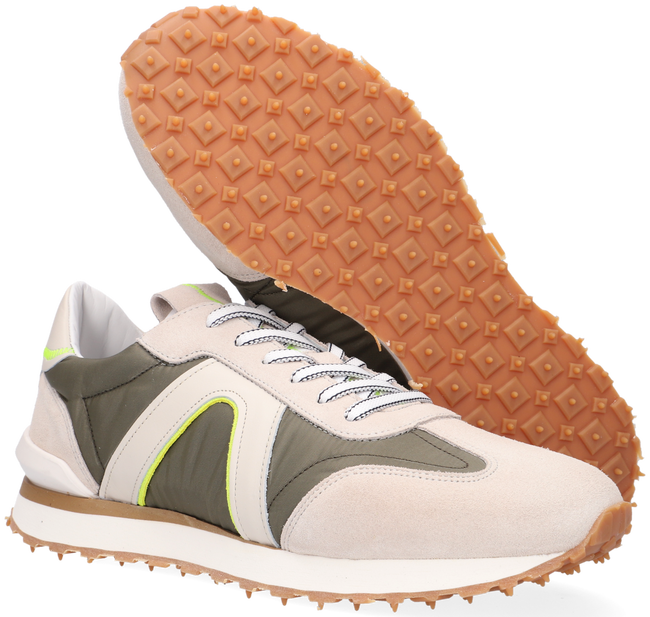 Witte MAZZELTOV Lage sneakers 11189B  - large