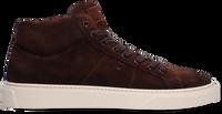 Bruine GIORGIO Hoge sneaker 31811  - medium