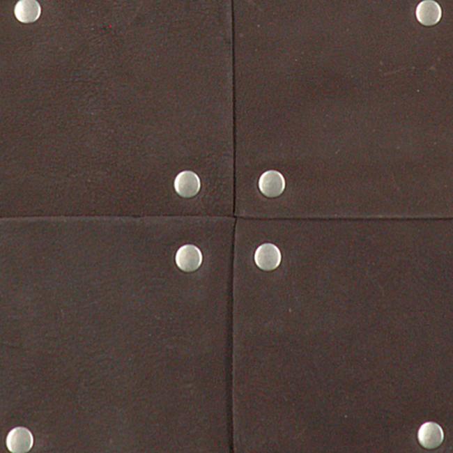 Bruine SHABBIES Schoudertas 262020065  - large