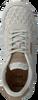 Grijze WODEN Lage sneakers NORA II MESH  - small