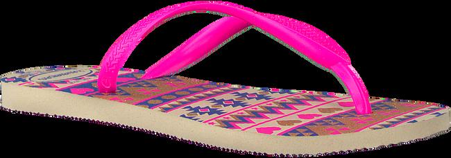 roze HAVAIANAS Slippers KIDS SLIM FASHION  - large