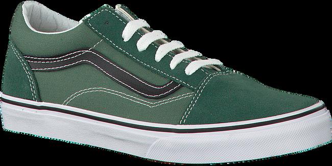 Groene VANS Sneakers UY OLD SKOOL KIDS - large