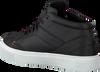 Zwarte HUB Hoge sneaker KINGSTON 3.0  - small