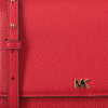 Rode MICHAEL KORS Schoudertas PHONE CROSSBODY  - small