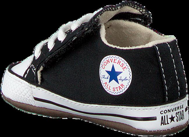 Zwarte CONVERSE Babyschoenen CRIBSTER CANVAS COLOR  - large