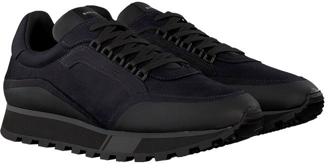 Blauwe NUBIKK Lage sneakers DELTA D  - large