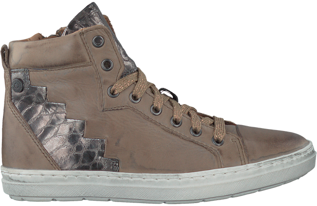 Taupe TWINS Sneakers 316651  - large