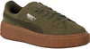 PUMA SNEAKERS SUEDE PLATFORM ANIMAL - small