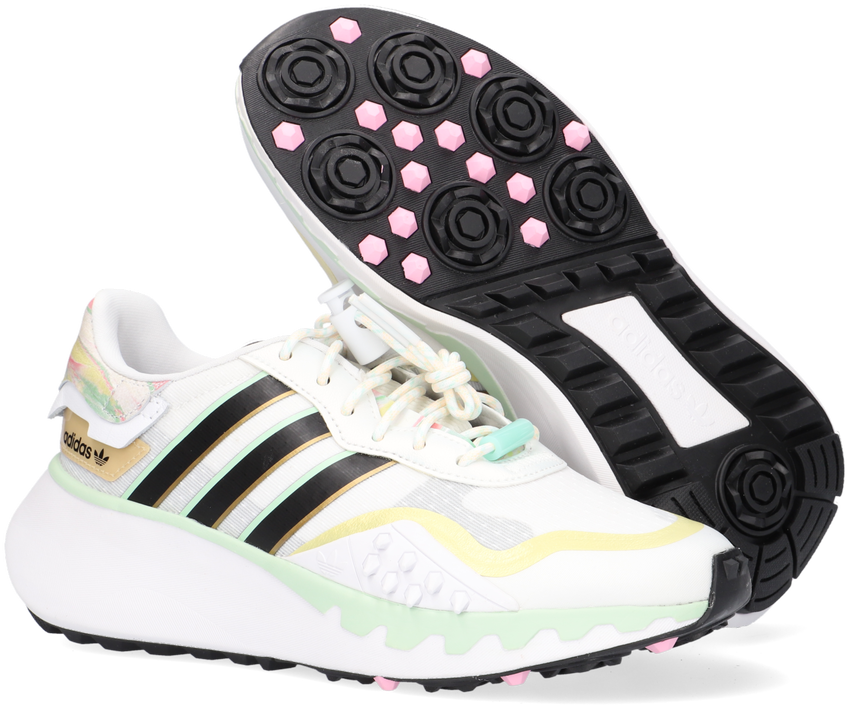Witte ADIDAS Lage sneakers CHIOGO W  - larger