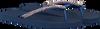 Blauwe UZURII Slippers CLASSIC - small