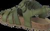 Groene KIPLING Sandalen FIDEL  - small