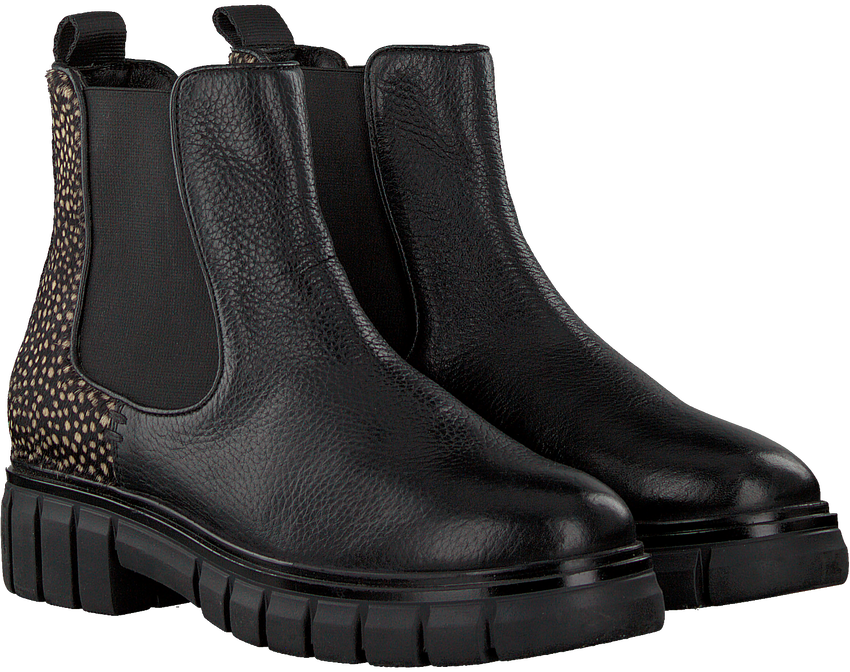Zwarte MARUTI Chelsea boots TYGO  - larger