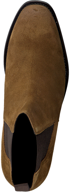 Cognac SCOTCH & SODA Chelsea boots PICARO  - large