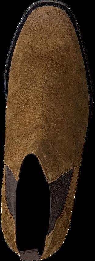 Cognac SCOTCH & SODA Chelsea boots PICARO  - larger