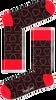 Zwarte HAPPY SOCKS Sokken LOVE LINE - small