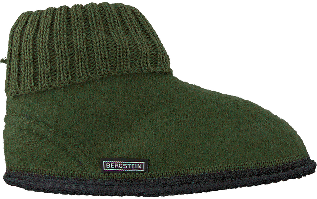 Groene BERGSTEIN Pantoffels COZY  - large