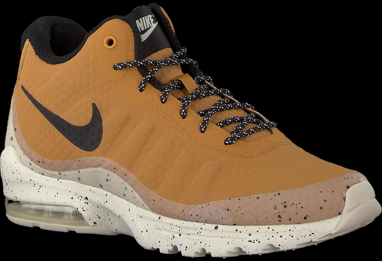 Gele NIKE Sneakers AIR MAX INVIGOR MEN Omoda.nl