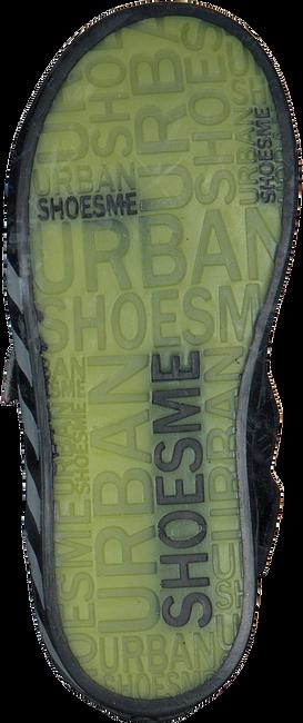 Zwarte SHOESME Hoge sneaker UR20W044  - large