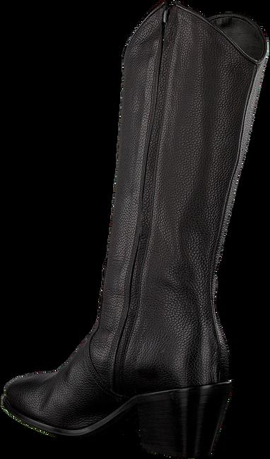 Zwarte ROBERTO D'ANGELO Lange laarzen KOKO  - large