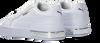 Witte PUMA Lage sneakers CALI STAR METALLIC WN'S  - small